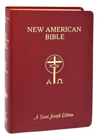 St. Joseph New American Bible Giant Print