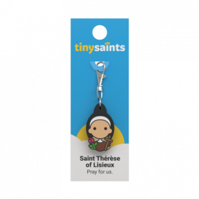 Tiny Saint: St. Therese of Lisieux