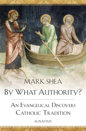 By What Authority? Mark Shea