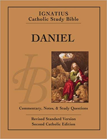 Ignatius Catholic Study Bible, Daniel