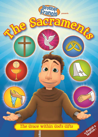 Brother Francis / The Sacraments / The Grace Within God's Gifts / DVD