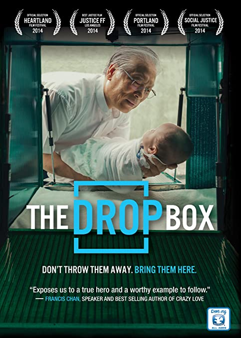 The Drop Box DVD. RENTAL ONLY