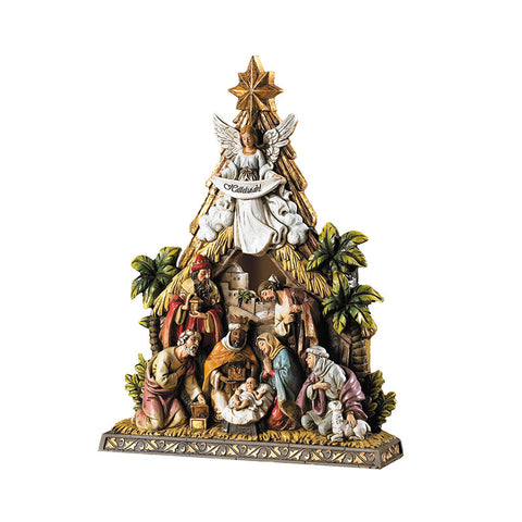 "10.5"" Nativity Figurine Statue"