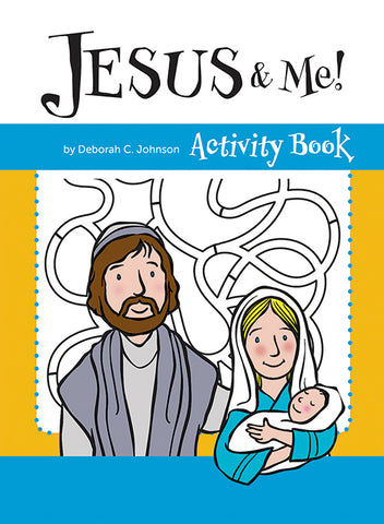 Aquinas Kids Jesus and Me Activity Book