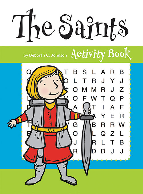 Aquinas Kids The Saints Activity Book