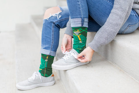 St. Patrick Socks - Adult