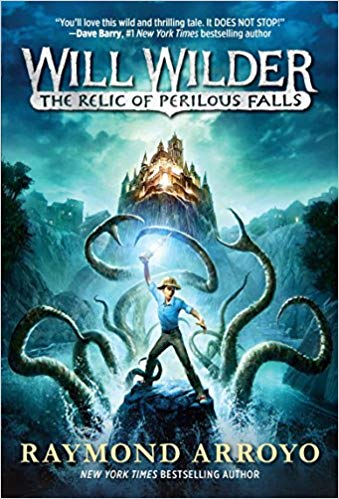 Will Wilder, The Relic of Perilous Falls, Raymond Arroyo