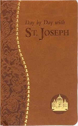 Day by Day with St. Joseph by Giersch