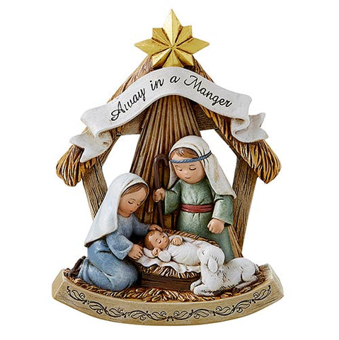 Children's Nativity Figurine