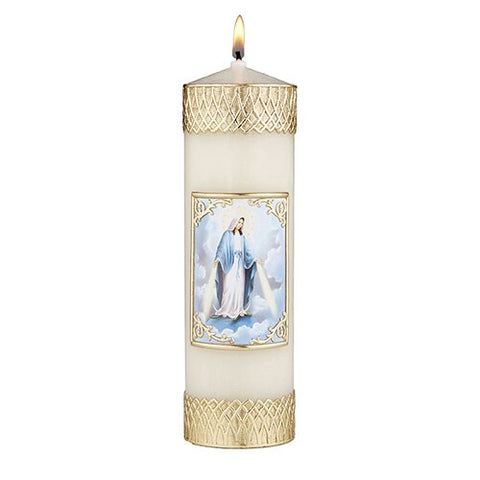 Devotional Candle - Our Lady Of Grace