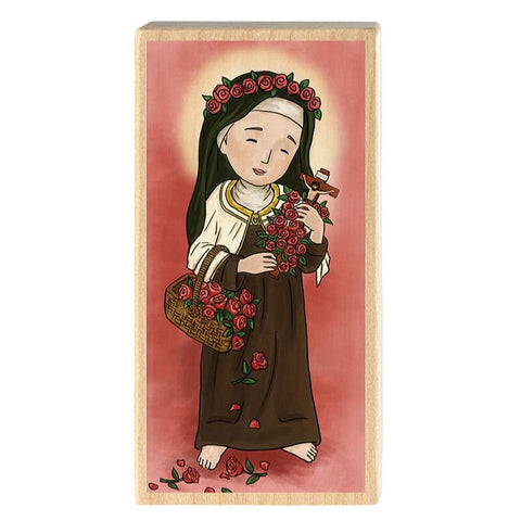 Mini Saint Therese of Lisieux
