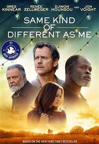 Same Kind of Different as Me DVD Movie