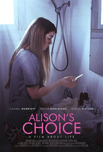 Alison's Choice Film DVD