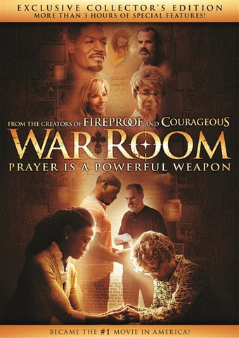 The War Room DVD