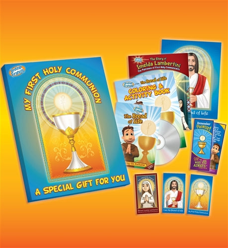 Brother Francis - My First Holy Communion Gift Set