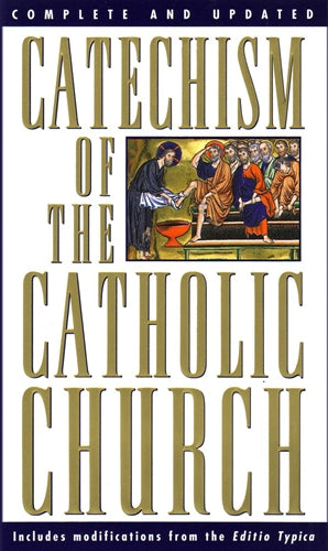 Catechism of the Catholic Church - pocket edition