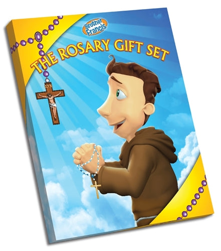 Brother Francis - Rosary Gift Set