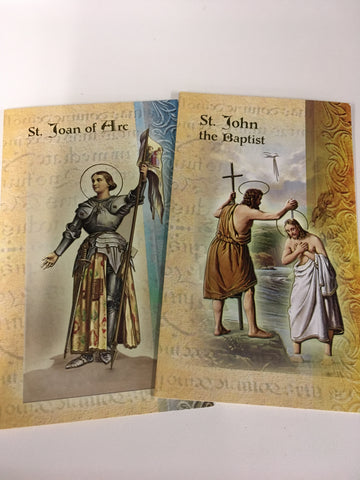 Holy Card, biography, assorted