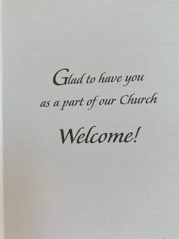 To Our New Priest Greeting Card