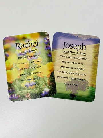 NAME CARDS, Assorted