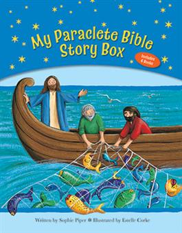 My Paraclete Bible Story Box, Sophie Piper
