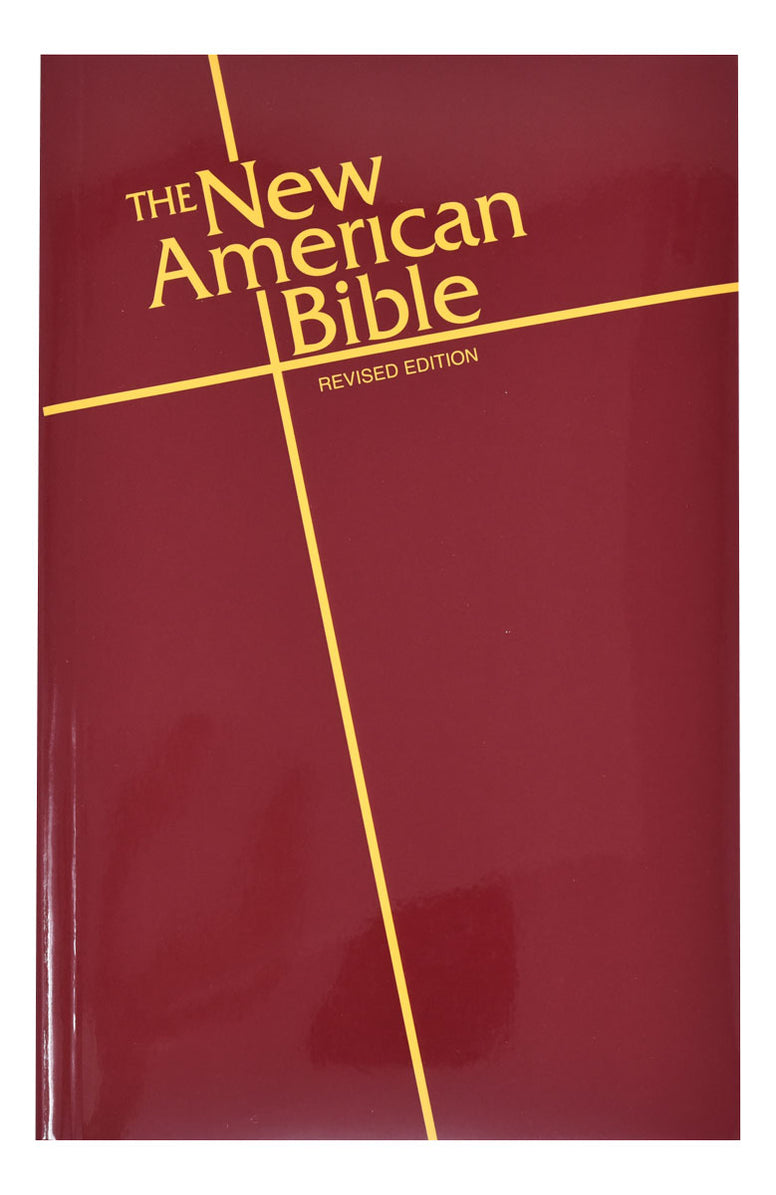 New American Bible Student Edition, Paperback