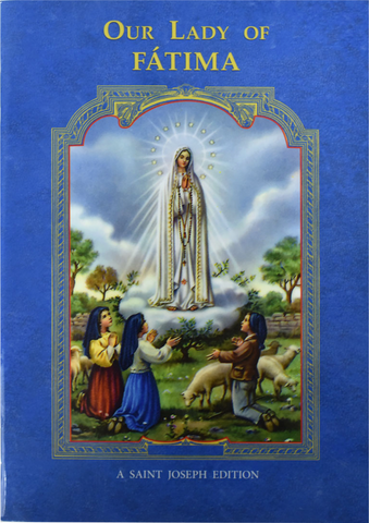 Our Lady Of Fatima - Brief Guide to Apparitions & Prayers