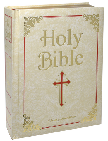 Saint Joseph New Catholic Bible Family Edition