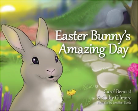 Easter Bunny's Amazing Day