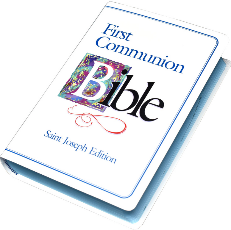 St. Joseph First Communion Bible (NABRE/boys)