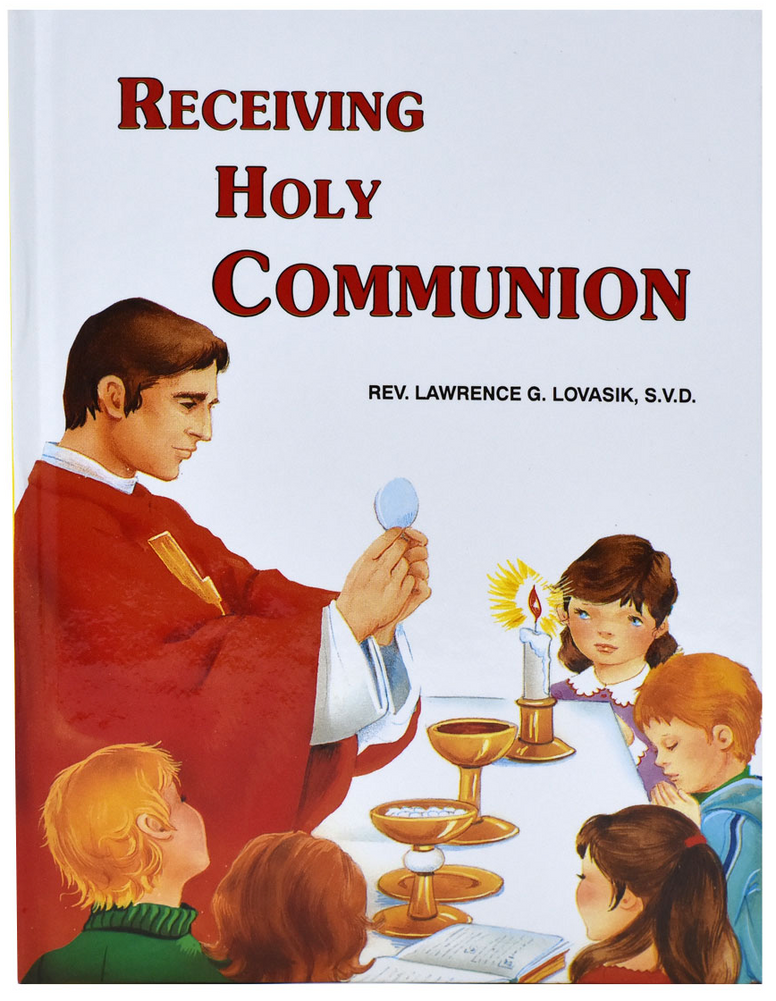Receiving Holy Communion - Hardcover