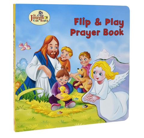 St. Joseph Flip & Play Prayer Book