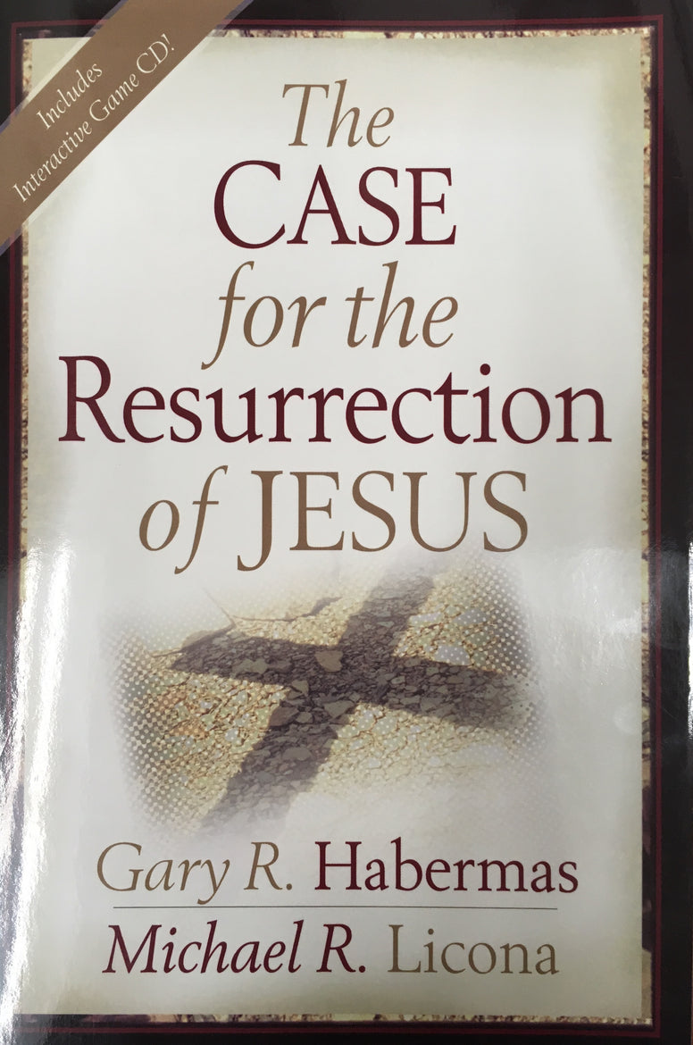 The Case for the Resurrection of Jesus, Habermas