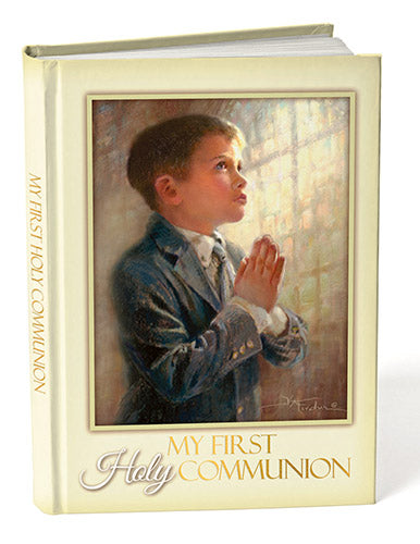 Kathy Fincher First Communion Mass Book - Boy
