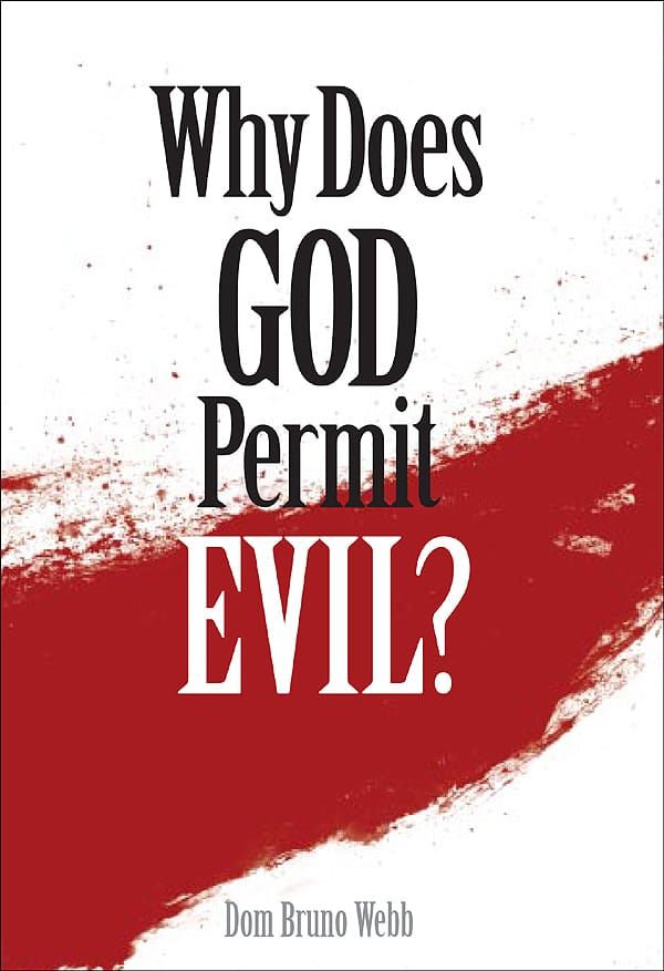 Why Does God Permit Evil?, Webb