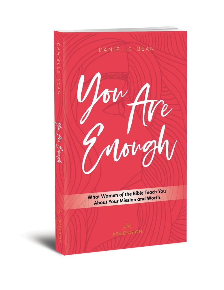 You Are Enough by Bean