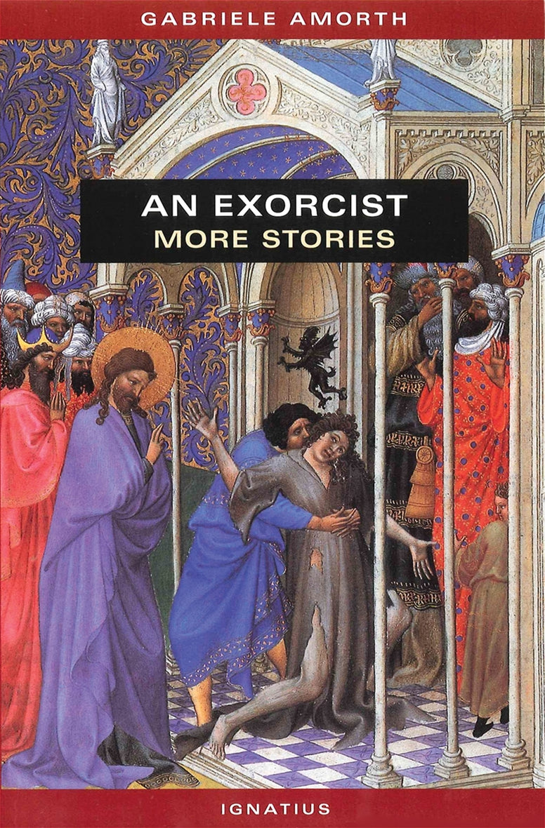 An Exorcist, More Stories by Gabriele Amorth