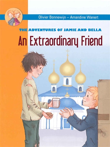An Extraordinary Friend, Adventures of Jamie and Bella