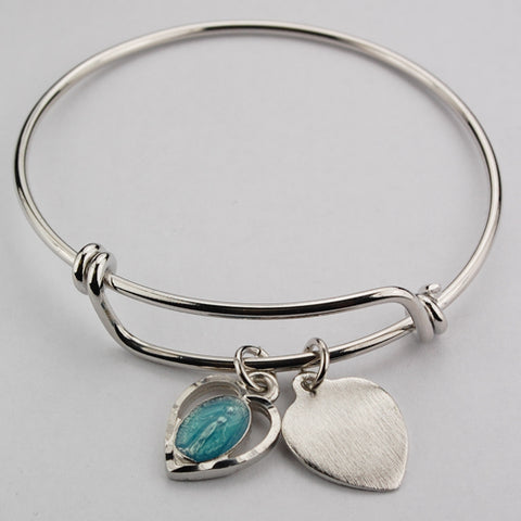 ADULT CRYSTAL BANGLE BRACELET