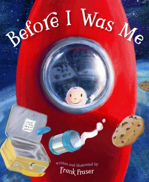 Before I Was Me by Fraser