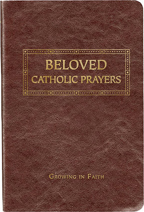 Beloved Catholic Prayers, Vinyl Cover Edition