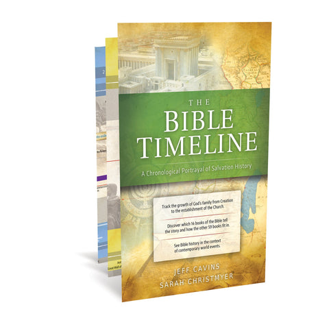 The Bible Timeline Chart by Cavins