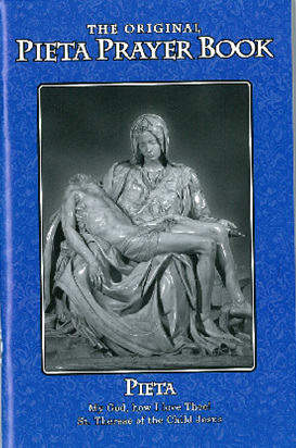 Pieta Prayer Book - English
