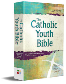 The Catholic Youth Bible, NRSV, 4th Edition, Hardcover