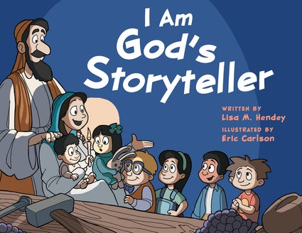 I am God's Storyteller by Hendey
