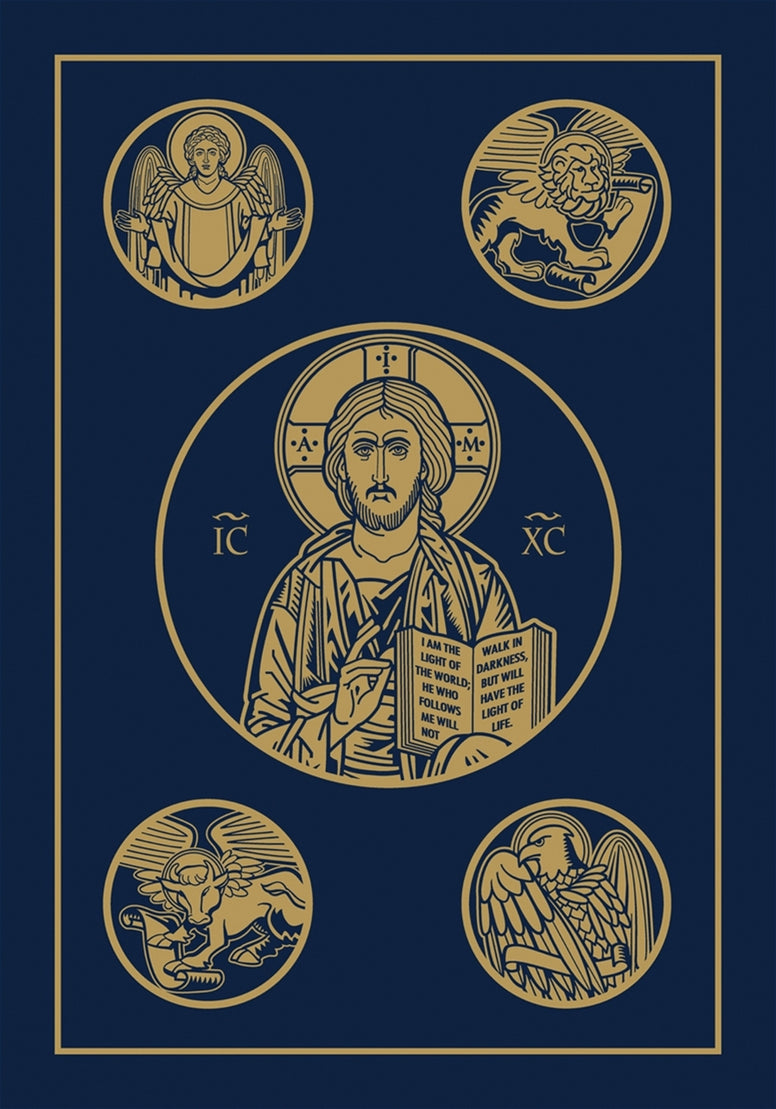 The Holy Bible - Ignatius - Large Print Edition - RSV Second Catholic Edition - Hardcover