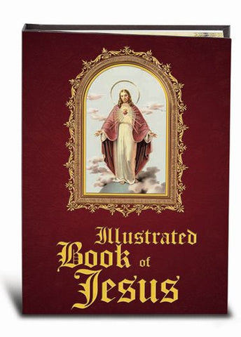Illustrated Book of Jesus by Sullivan