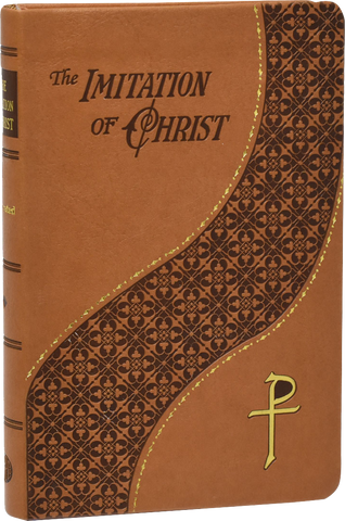 Imitation fo Christ in four books by Thomas à Kempis