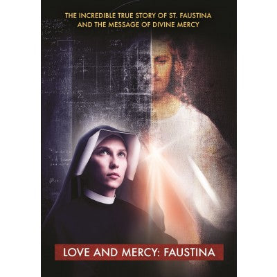 LOVE AND MERCY: FAUSTINA- DVD