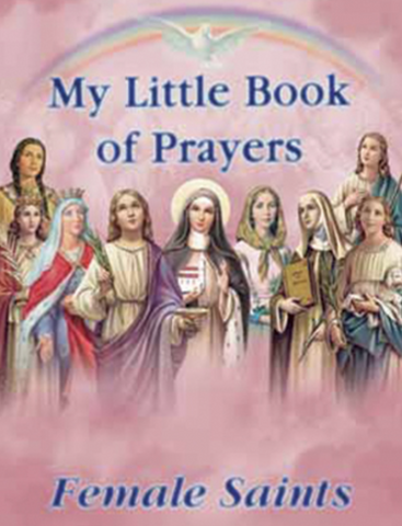 My Little Book of Prayers, Female Saints